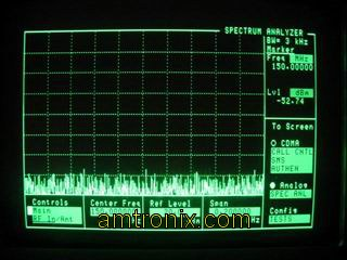 8924C Spectrum Analyzer